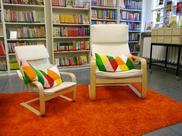 Bücherei bilder  Bücherei der Evangelischen Kirchengemeinde Essen Bedingrade ...